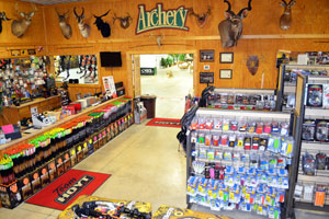 Sure Shot Archery | Retail Store